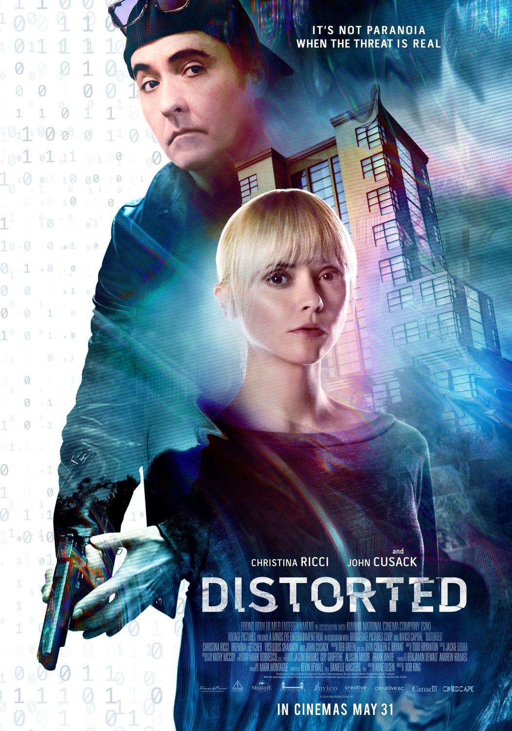 Distorted Movie Poster...