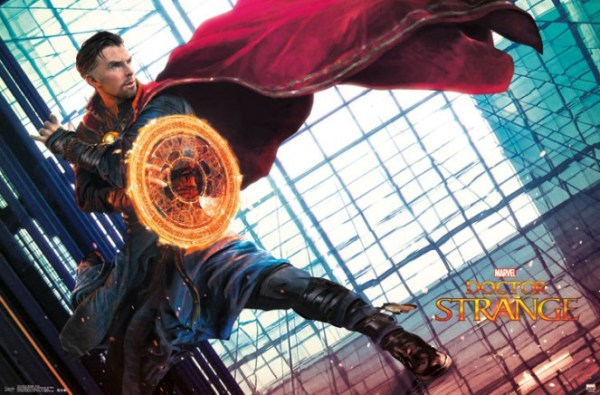 Doctor Strange - Movie November 2016