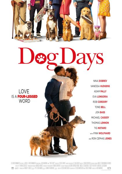 Dog Days Love Is A Four Legged Word