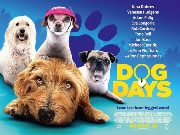 Dog Days New Banner