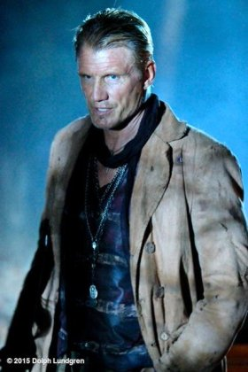 Don't Kill it movie - Dolph Lundgren
