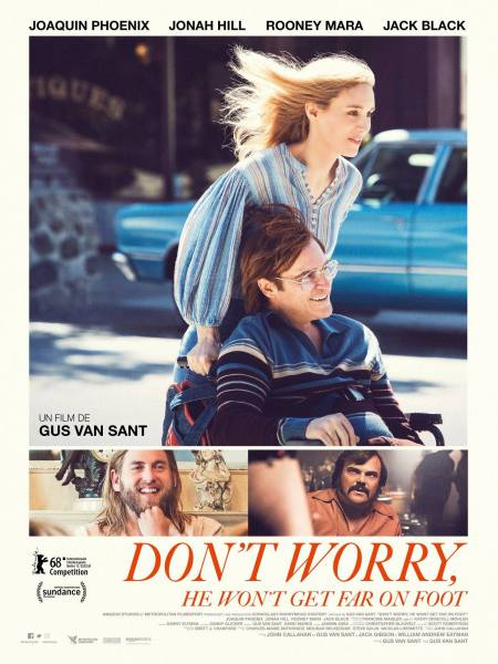 Don't Worry He Won't Get Far On Foot Poster