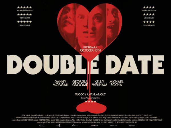 Double Date Movie New Poster