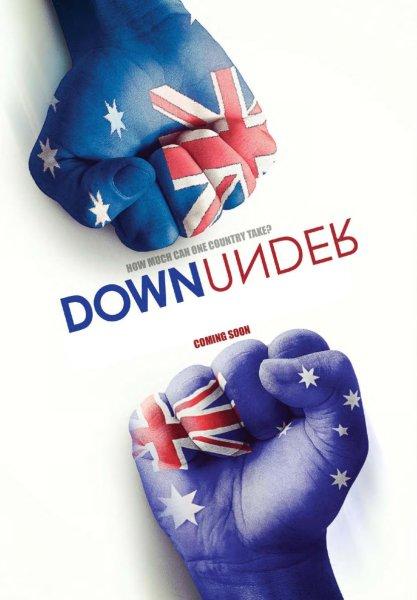 Down Under Movie Poster