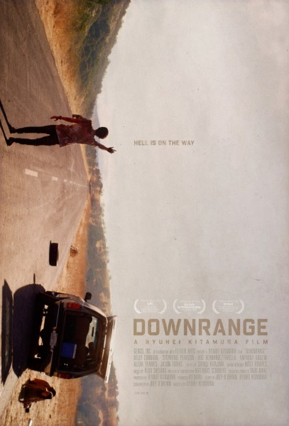 Downrange Movie Poster