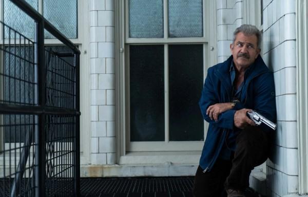 Dragged Across Concrete Mel Gibson