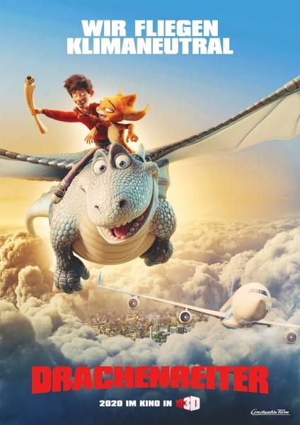 Dragon Rider Movie German Poster