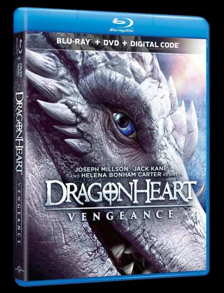 Dragonheart Vengeance Movie Poster