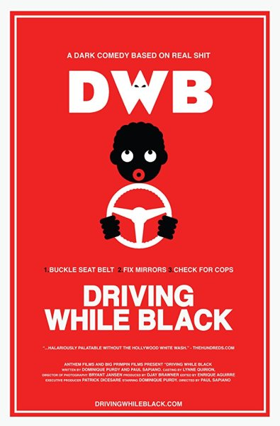 Driving While Black Movie Poster
