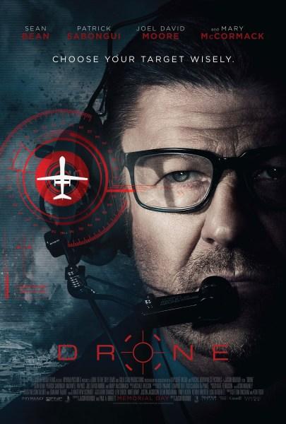 Drone Teaser Poster