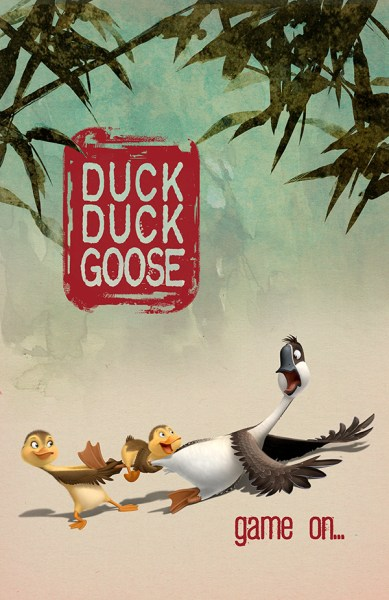 Duck Duck Goose Movie Teaser Poster