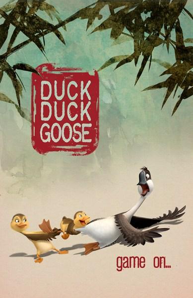 Duck Duck Goose Movie Teaser Poster