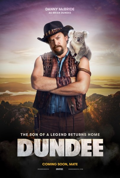 Dundee Movie Poster