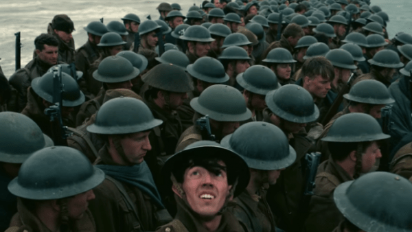 Dunkirk movie 2017