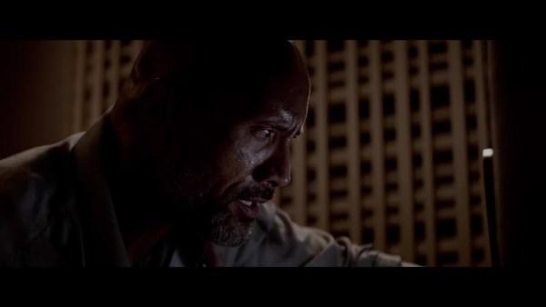 Dwayne Johnson - Skyscraper Film
