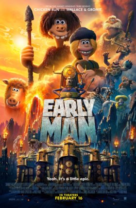 Early Man - It's A Little Epic