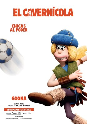 Early Man - New Soccer Poster