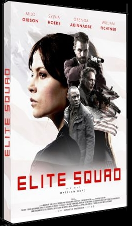Elite Squad French DVD Cover All The Devil's Men