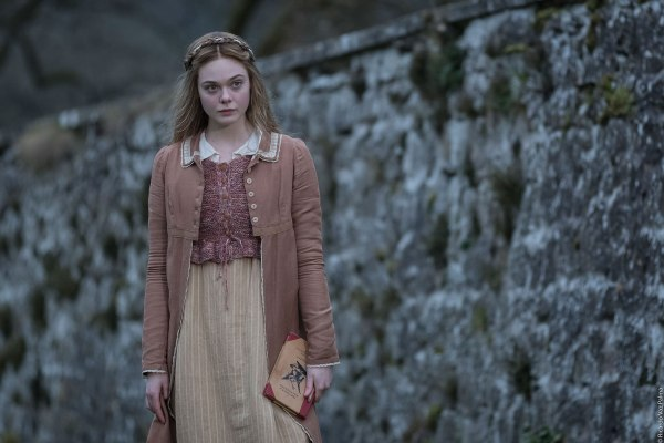 Elle Fanning as Mary Shelley in Haifaa Al-Mansour's MARY SHELLEY. Courtesy of IFC Films. An IFC Films release.