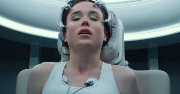 Ellen Page - Flatliners Film