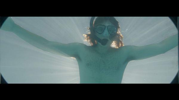 Emile Hirsch in the movie Peel