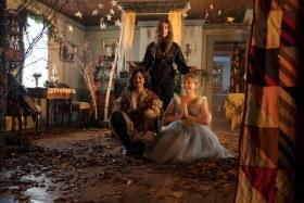 Emma Watson As Meg, Saoirse Ronan As Jo, And Florence Pugh As Amy Little Women Movie