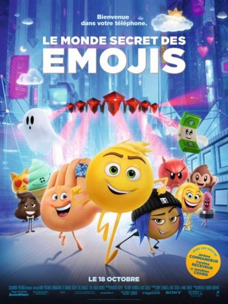 Emoji French Poster
