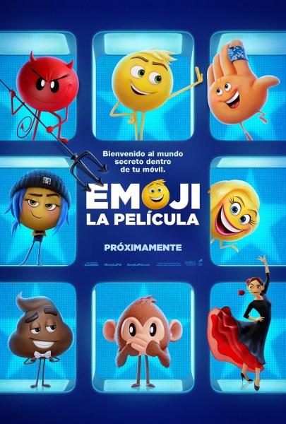 Emoji Spanish Poster