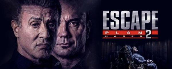 Escape Plan 2 Film 2018