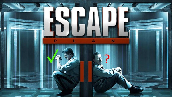 Escape Plan 2 Movie