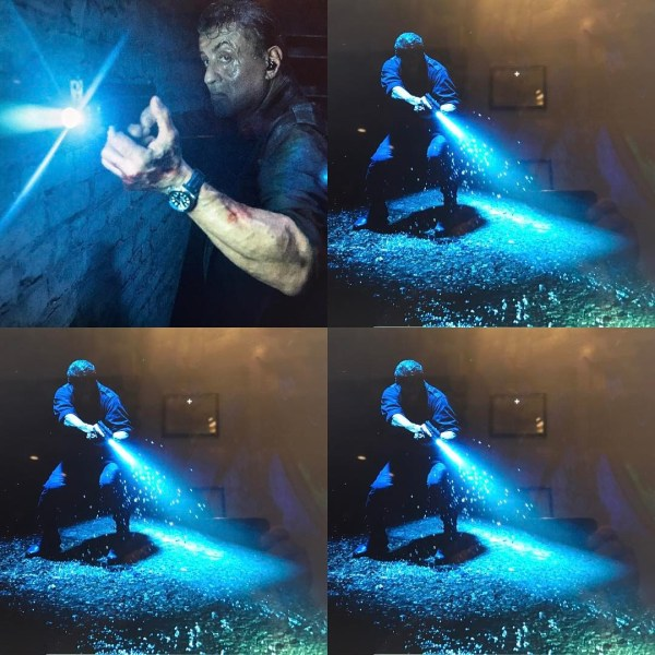 Escape Plan 3 Movie Devil's Station - Sylvester Stallone