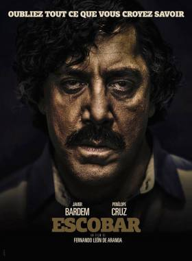 Escobar French Poster