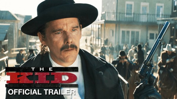 Ethan Hawke - The Kid Movie
