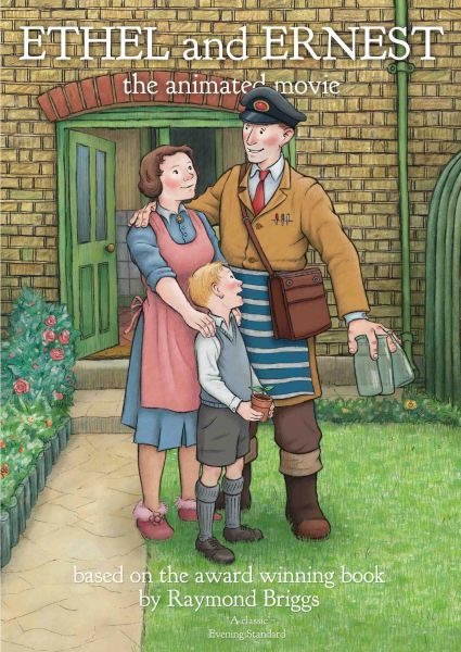 Image result for ethel and ernest movie poster