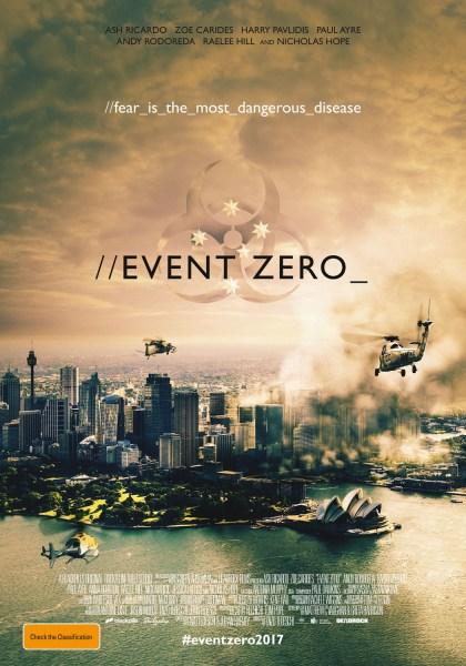 Event Zero Movie Poster