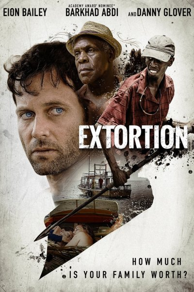 Extortion Film Poster
