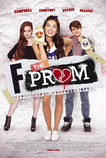 F The Prom Movie Poster