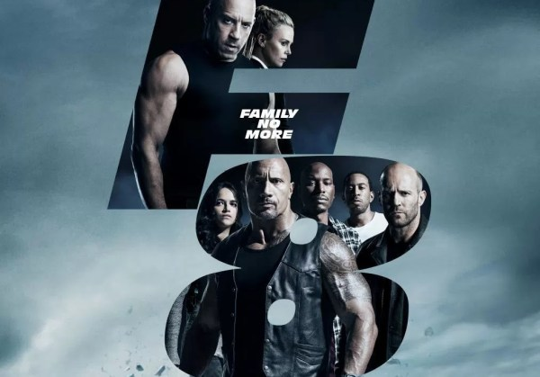 Fast And Furious 8 - Family No More