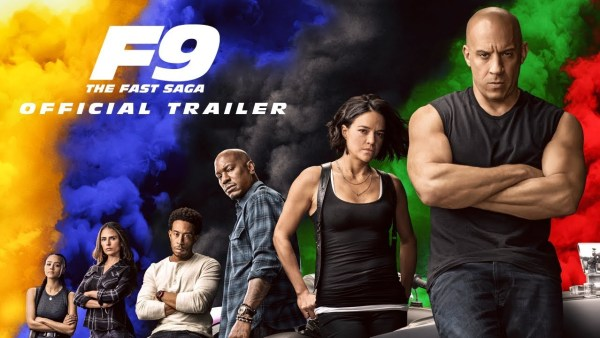 Fast And Furious 9 - F9 Movie