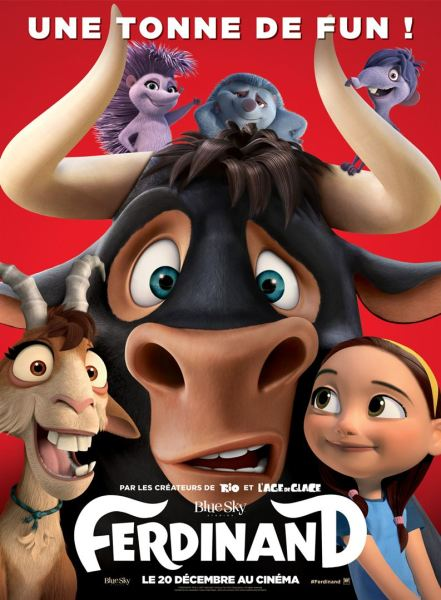 Ferdinand New Poster from France