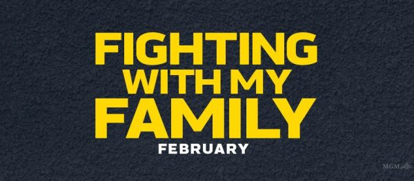 Fighting With My Family Movie 2019