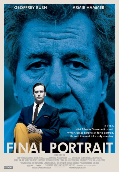 Final Portrait New Poster