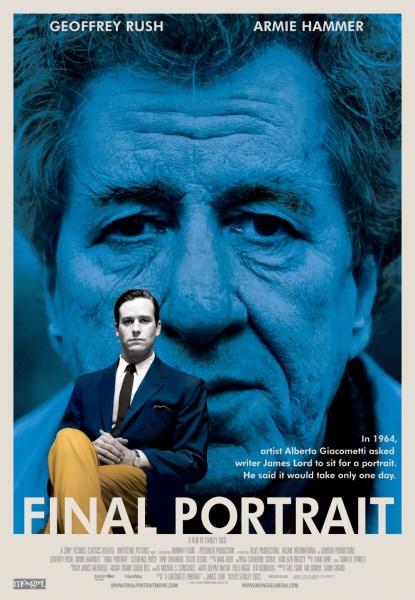Final Portrait New Poster