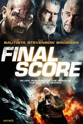 Final Score New Poster
