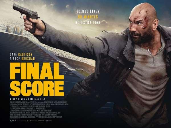 Final Score Poster