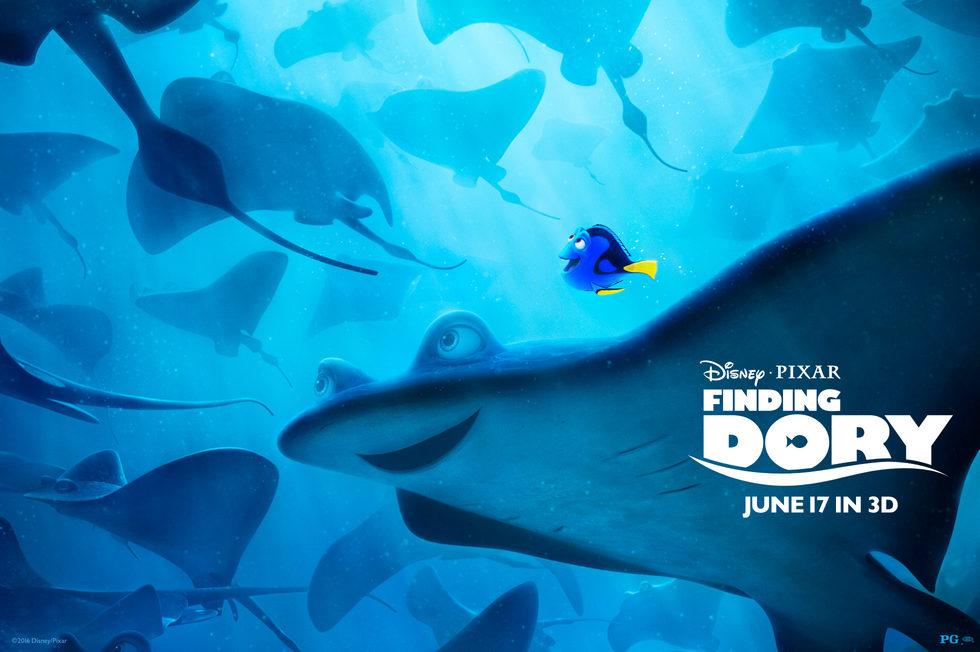 Finding Dory Teaser Trailer