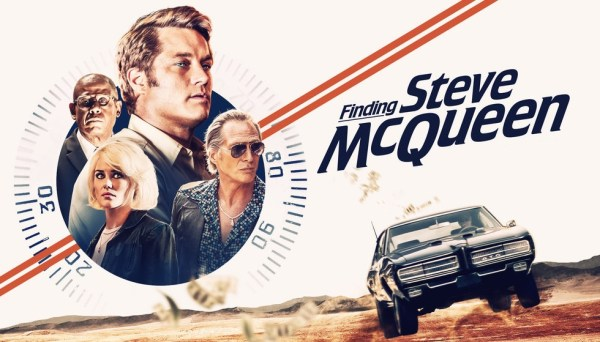 Finding Steve McQueen Movie 2019
