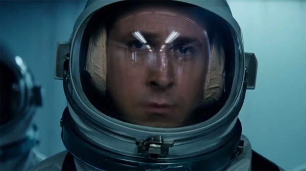 First Man Movie - Ryan Gosling - 2018
