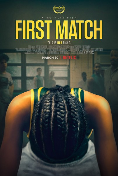 First Match Movie Poster