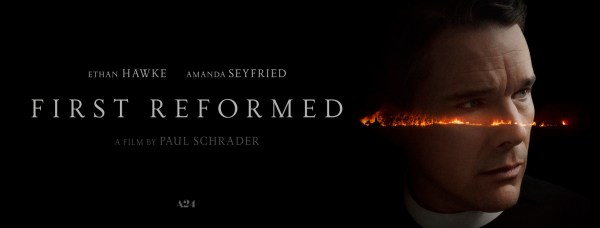 First Reformed 2018
